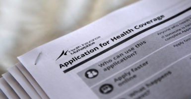 Ross Schriftman has a policy through Independence Blue Cross, and he is paying $784 each month in premiums for his health insurance coverage. (Photo: Jonathan Bachman /Reuters/Newscom)