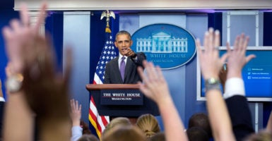 Rather than listening to and trying to work with Republicans, President Barack Obama governed through brute force. (Photo: Amanda Lucidon/The White House)