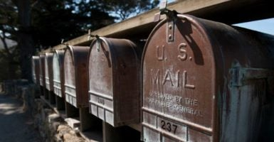 A federal court of appeals recently reviewed a case involving federal government overreaching through the criminal law on the issue of mail fraud. (Photo: Caro / Amir Fathi/Newscom)