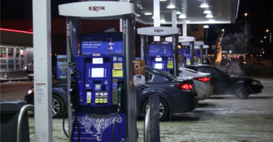 A law that has been on the books in Wisconsin since 1939 forces consumers to pay an extra 9 percent on fuel, in the name of fairness. (Photo: Joel Angel Juarez/ZUMA Press/Splash News/Newscom)