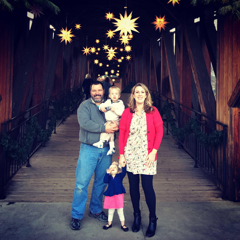 The Weer family. (Photo: Marjorie Weer)