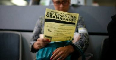 Rate increases have plagued many Obamacare customers. (Photo: Lucy Nicholson/Reuters /Newscom)