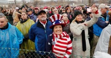 Americans have lost confidence because the government has become unrestrained. (Photo: Erik S. Lesser/EPA /Newscom)