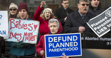 This is the sixth instance in which a court has prevented a state from denying Medicaid funds to Planned Parenthood. (Photo: Jim West /ZUMA Press/Newscom)