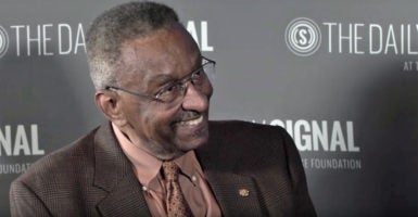 "As a winner of a Bradley Foundation award, economist Walter E. Williams is recognized for being ""a tireless defender of personal liberty, economic freedom, and limited government."" (Photo: The Heritage Foundation)"