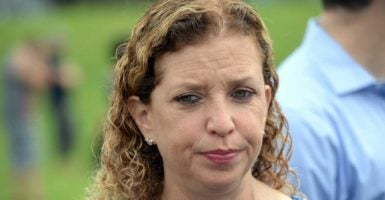 Three brothers who provided computer services to Rep. Debbie Wasserman Schultz, D-Fla., among others, are being investigated for  improprieties that include financial ties to Middle East terrorism. (Photo: Solar/ACE Pictures/Newscom)