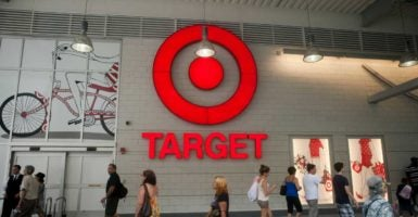 Retail giant Target waded into the national debate about whether bathrooms should be maintained as exclusively single-sex. (Photo: Richard B. Levine /Newscom)