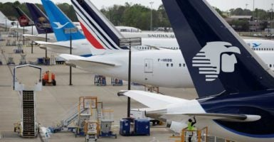 Aeromexico will recieve a medium-term transaction from the Ex-Im bank, though its nature is unknown. (Photo: Randall Hill/Reuters/Newscom)