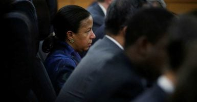 Former National Security Adviser Susan Rice has been accused of engaging in inappropriate surveillance operations against President Donald Trump. (Photo: Jason Lee/Reuters/Newscom)
