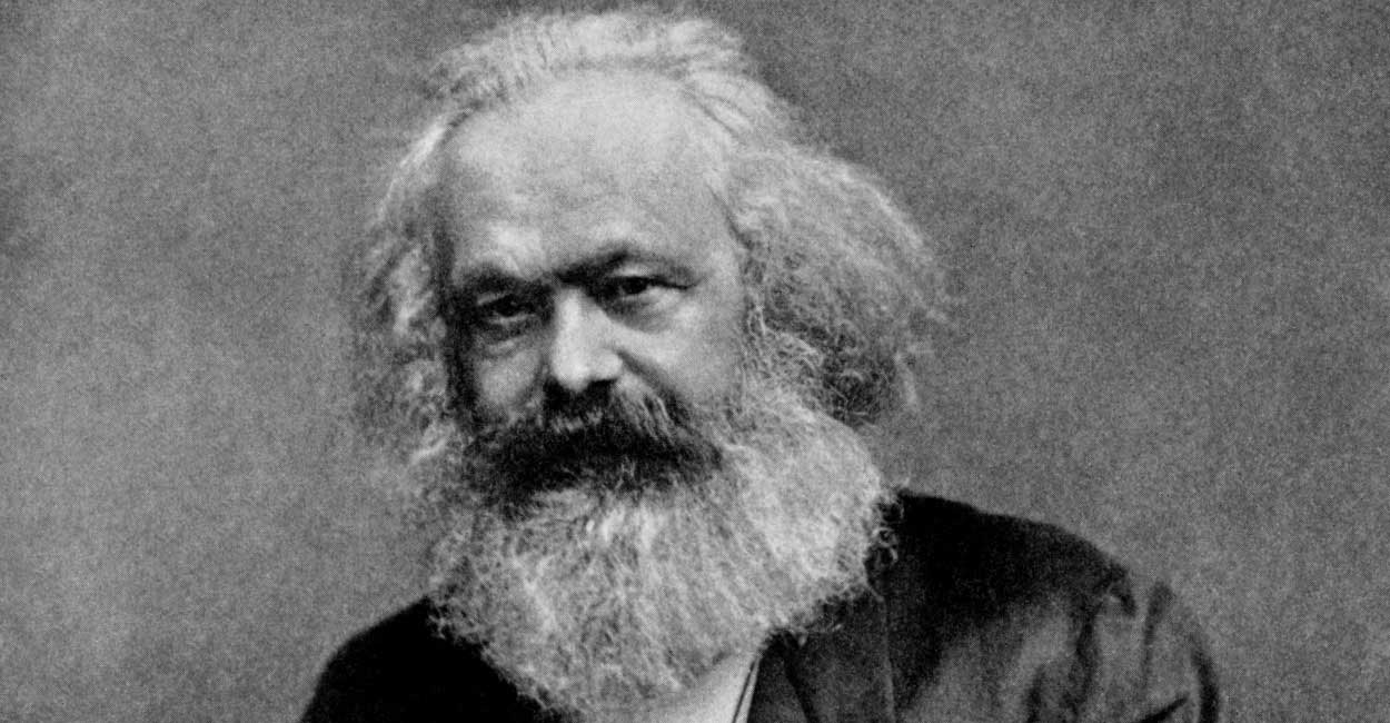 The Ugly Racism of Karl Marx