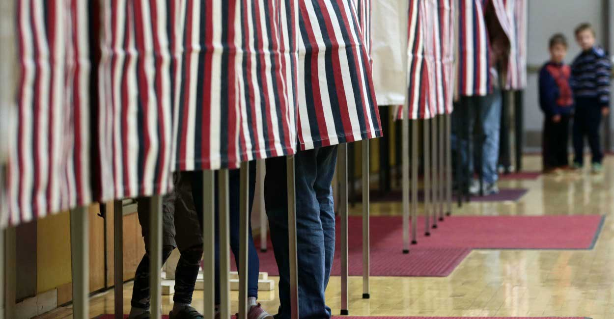 A 2016 Election Battleground State Is Investigating Potential Voter Fraud