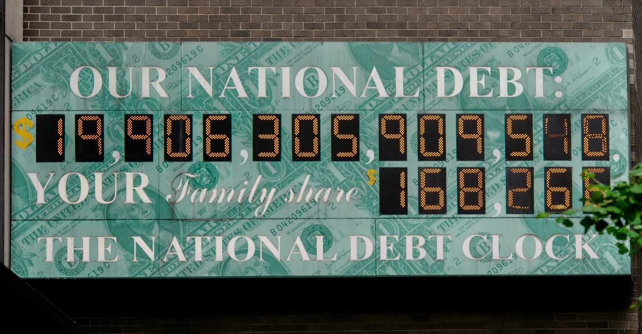 New Poll Shows Americans Do Not Want The Debt Ceiling To Be Raised