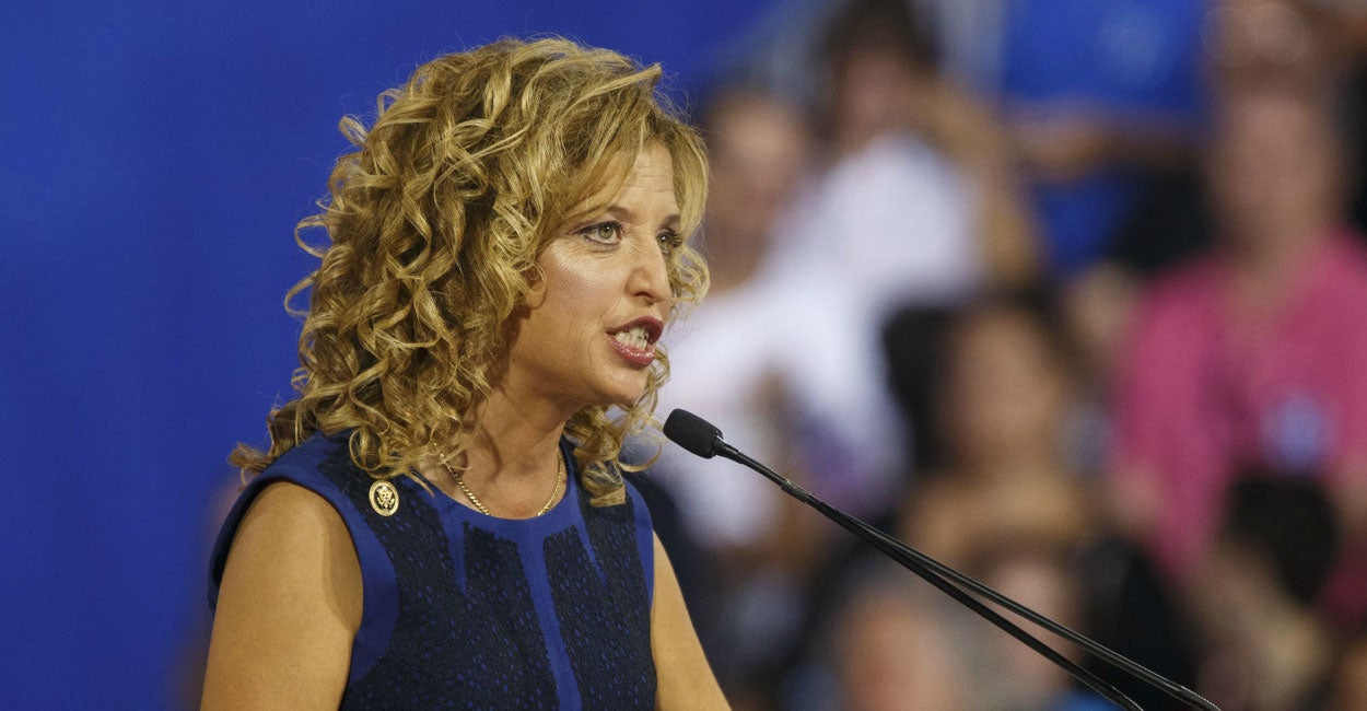 FBI Seized Smashed Hard Drives From Wasserman Schultz IT Aide?s Home