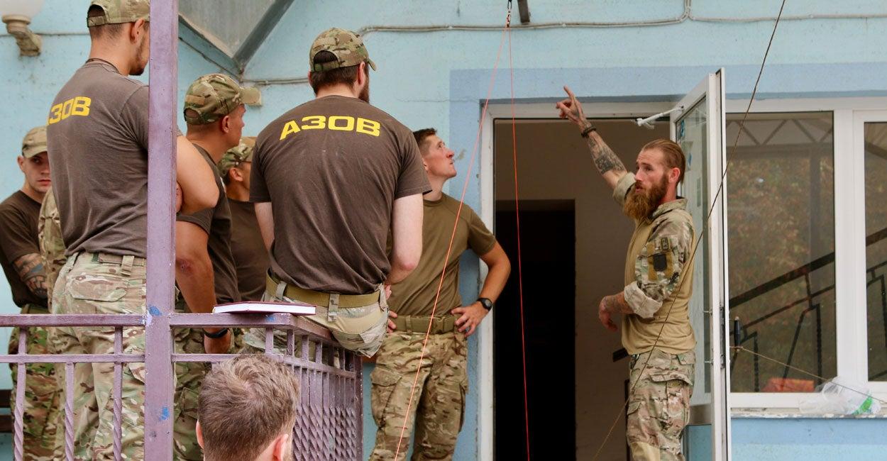 This Ukrainian Regiment Began With Civilian Volunteers. Now It's Going Pro.