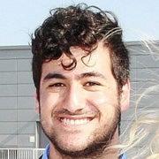 Portrait of Joshua Israel