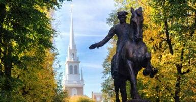 1776 Paul Revere