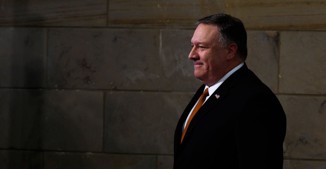 In Egypt Speech, Pompeo Repudiates Obama's Mideast Policies