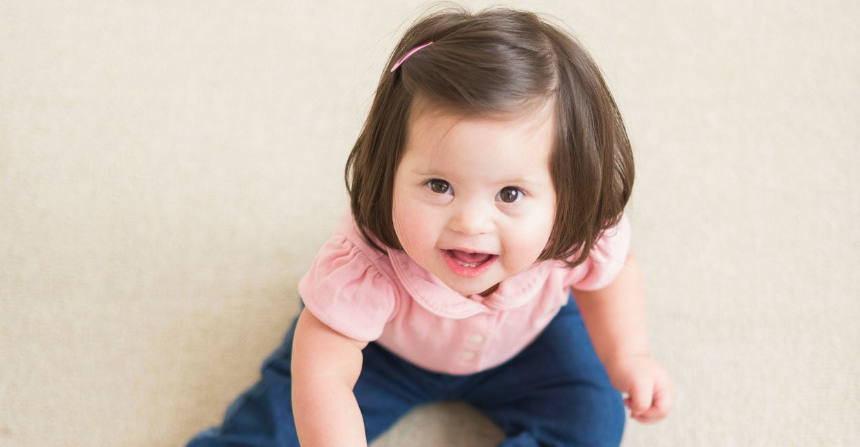 Gerber \'Spokesbaby\' for 2018 Is the First Ever With Down Syndrome