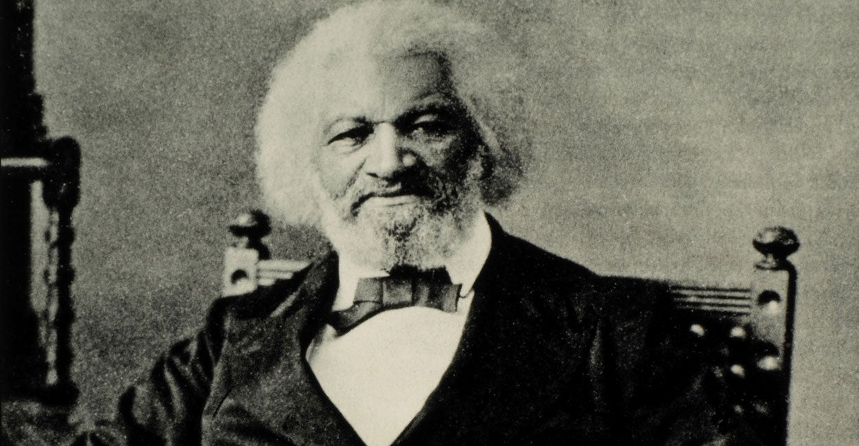 """an analysis of the controversial frederick douglass speech Free essay: the fourth of july for the negro analysis when the african-american man frederick douglass wrote his famous speech, """"the meaning of july fourth."""