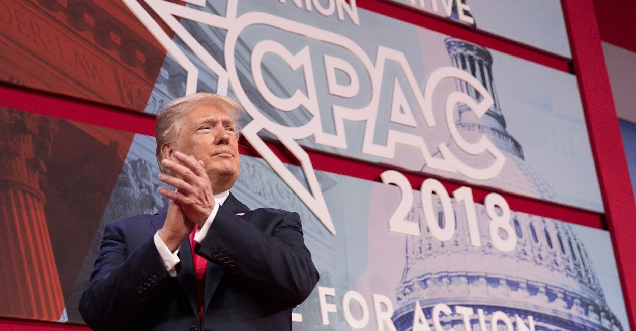 CPAC Straw Poll: Approval for Trump Policies, Caution on Tweets