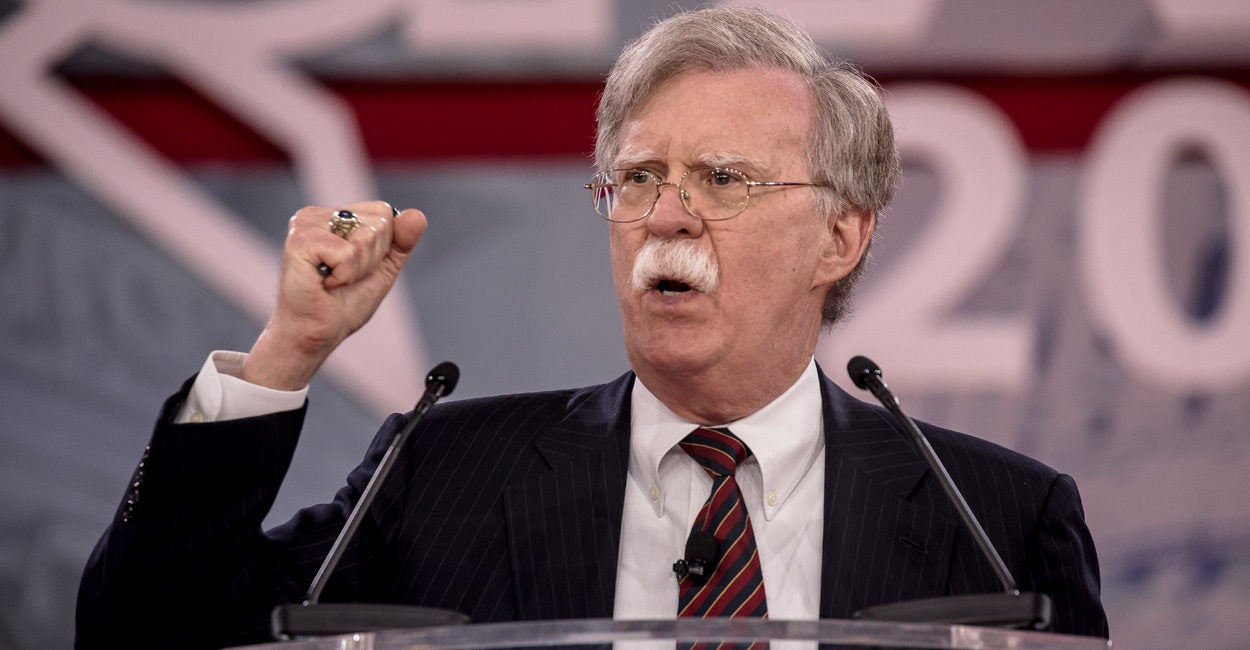 Image result for John Bolton
