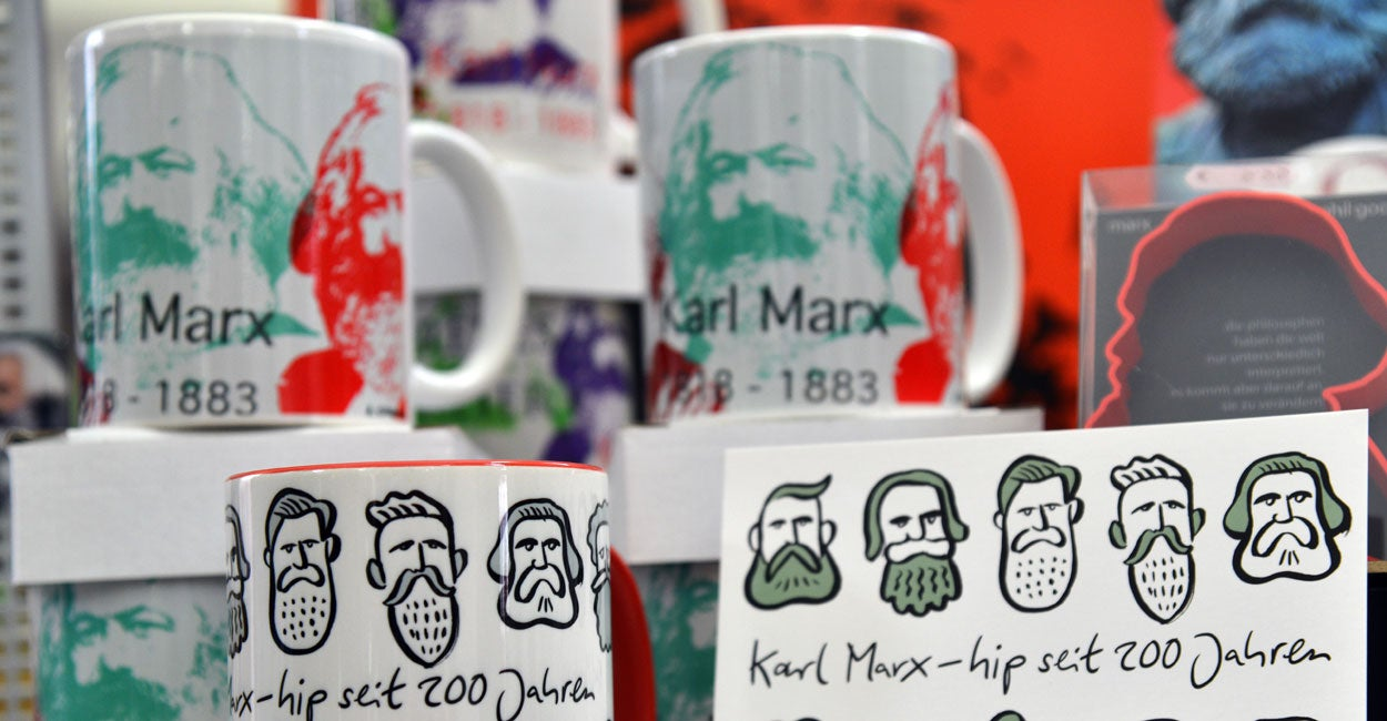 The Left's Chilling Refusal to Stop Flirting With Marxist Ideas