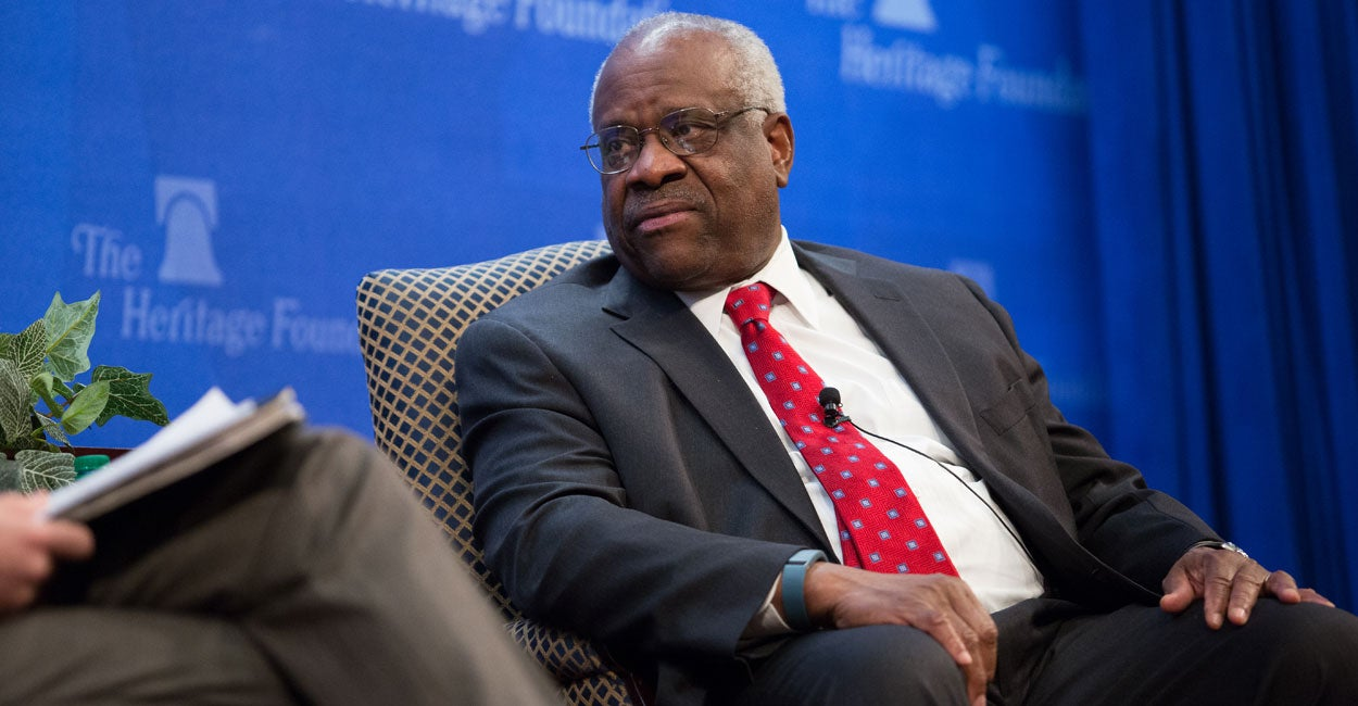 Student Cancels Petition Seeking Removal of Clarence Thomas' Name from Campus Building