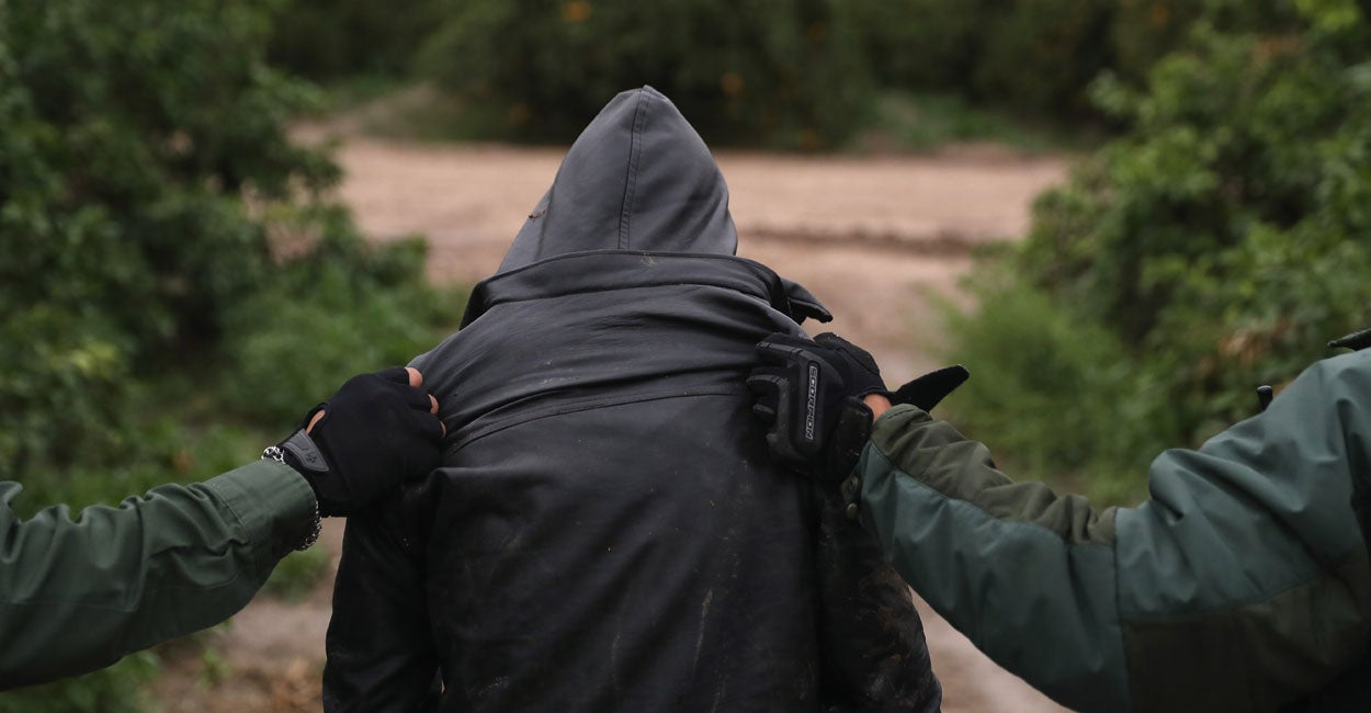 Child Sex Offender Nabbed Crossing the Border With Migrant Caravan Families