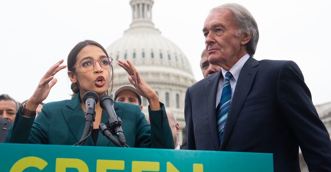 California's High-Speed Rail Failure Shows the Insanity of Green New Deal