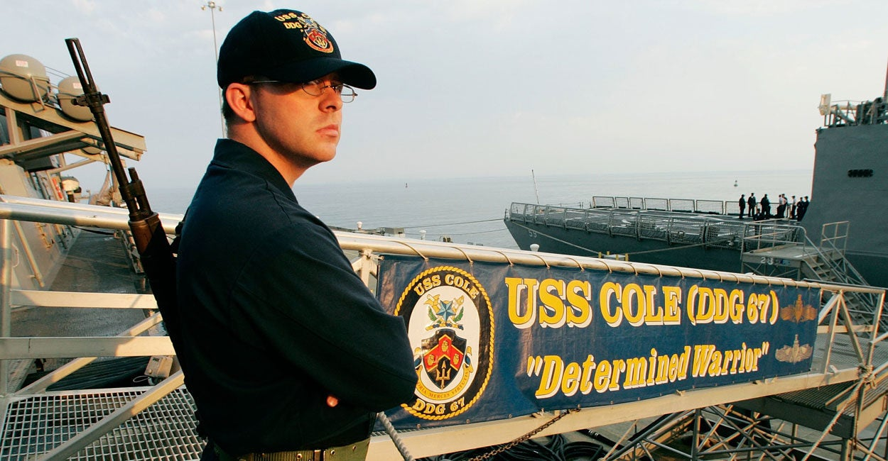 Case Against Accused USS Cole Bomber Stalled Again