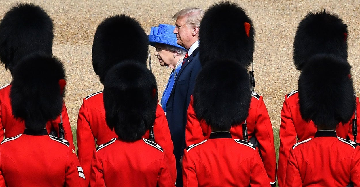 Trump's State Visit to UK Part of Observances of D-Day Anniversary