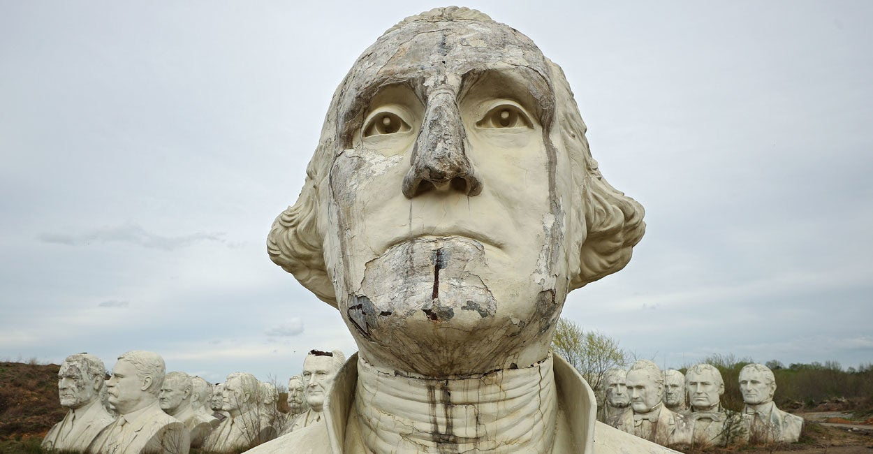 The War On History Comes For George Washington