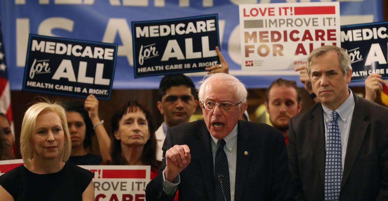 Medicare for All Would Eliminate Americans' Choices in Health Coverage
