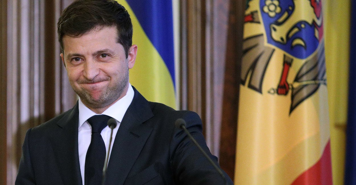Mr. President, It's Time to Meet With Ukraine's New Leader