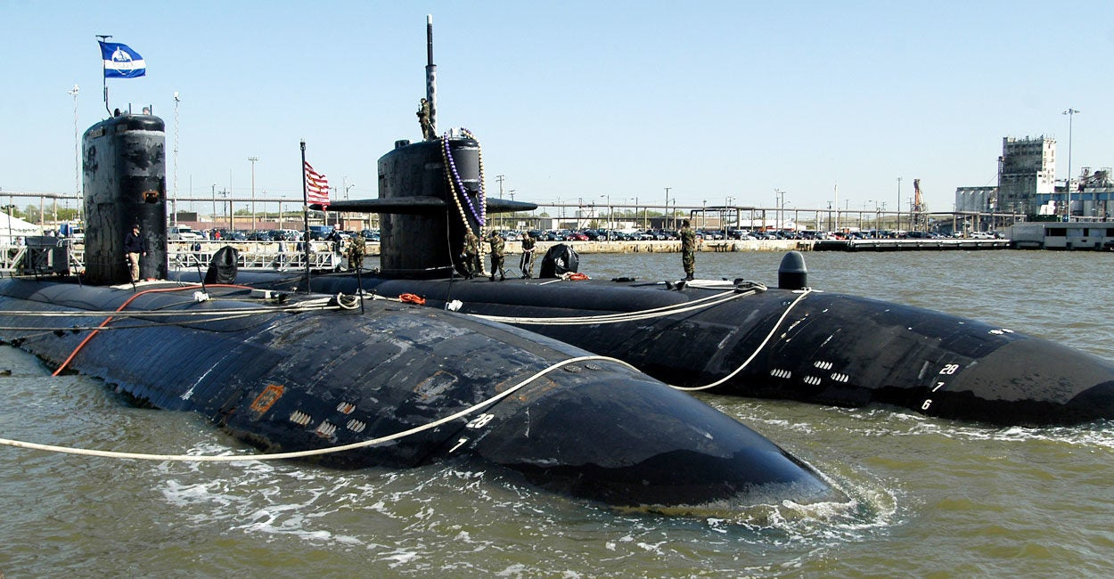Is the Navy's Submarine-Missile Program Going Down the Tubes?