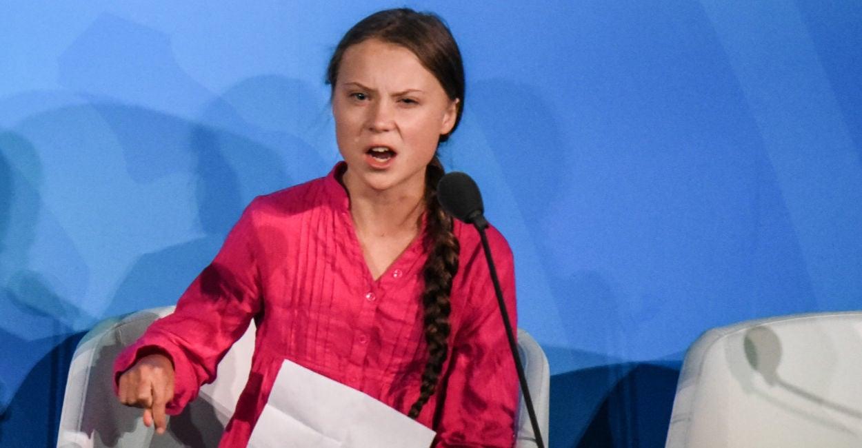 The Tragedy of Greta Thunberg