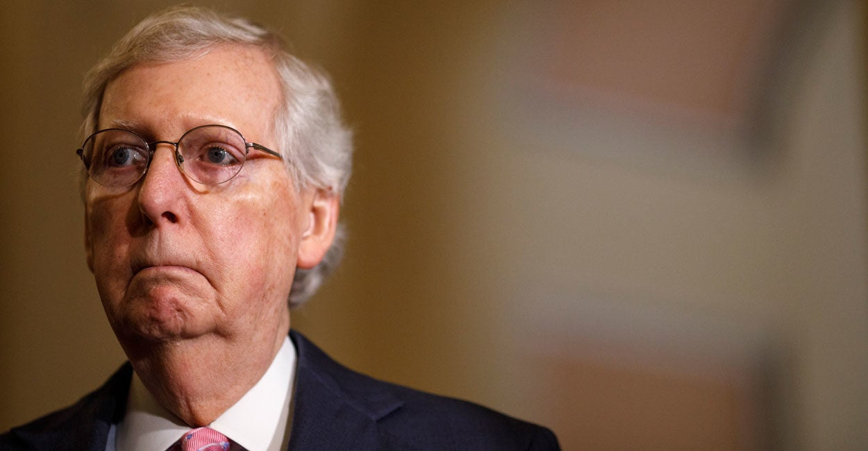'Powerful Interests on the Left Want to Shrink Freedom of Religion,' McConnell Warns
