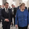 Putin, Macron, Merkel, Zelenskyy peace talks