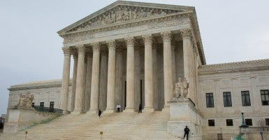 The Supreme Court. (Photo: Jeff Malet Photography/Newscom)