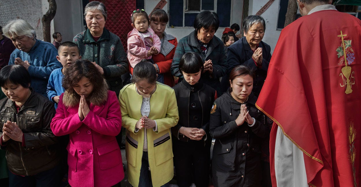 What Teaching in China Taught Me About Religious Freedom