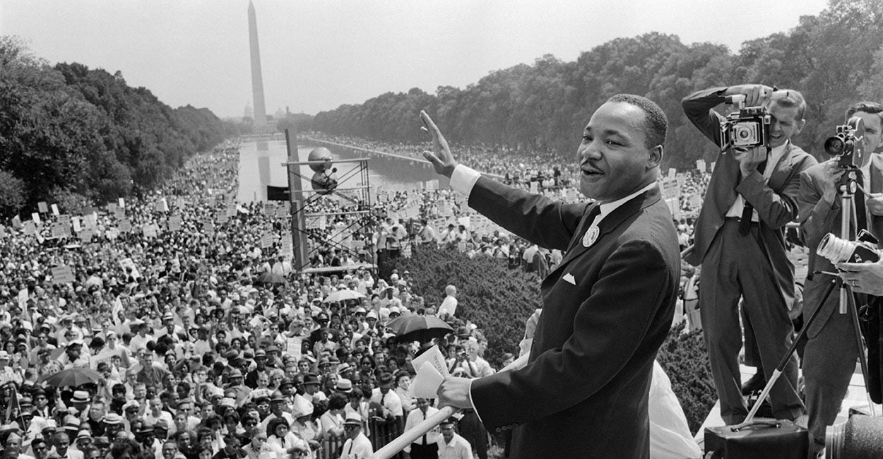 How MLK Channeled the Spirit of 1776