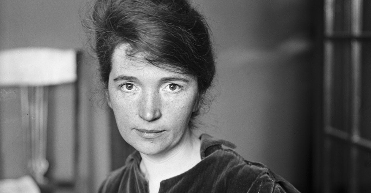 Margaret Sanger Is a Hero to the Left. Here's Her History of Ugly Views.