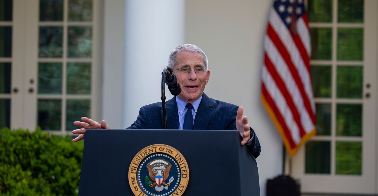 Dr. Anthony Fauci Predicts How Many Will Die From Coronavirus in America