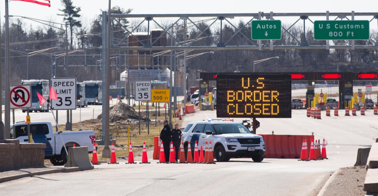 New Border Pacts With Canada, Mexico Crucial to COVID-19 Response