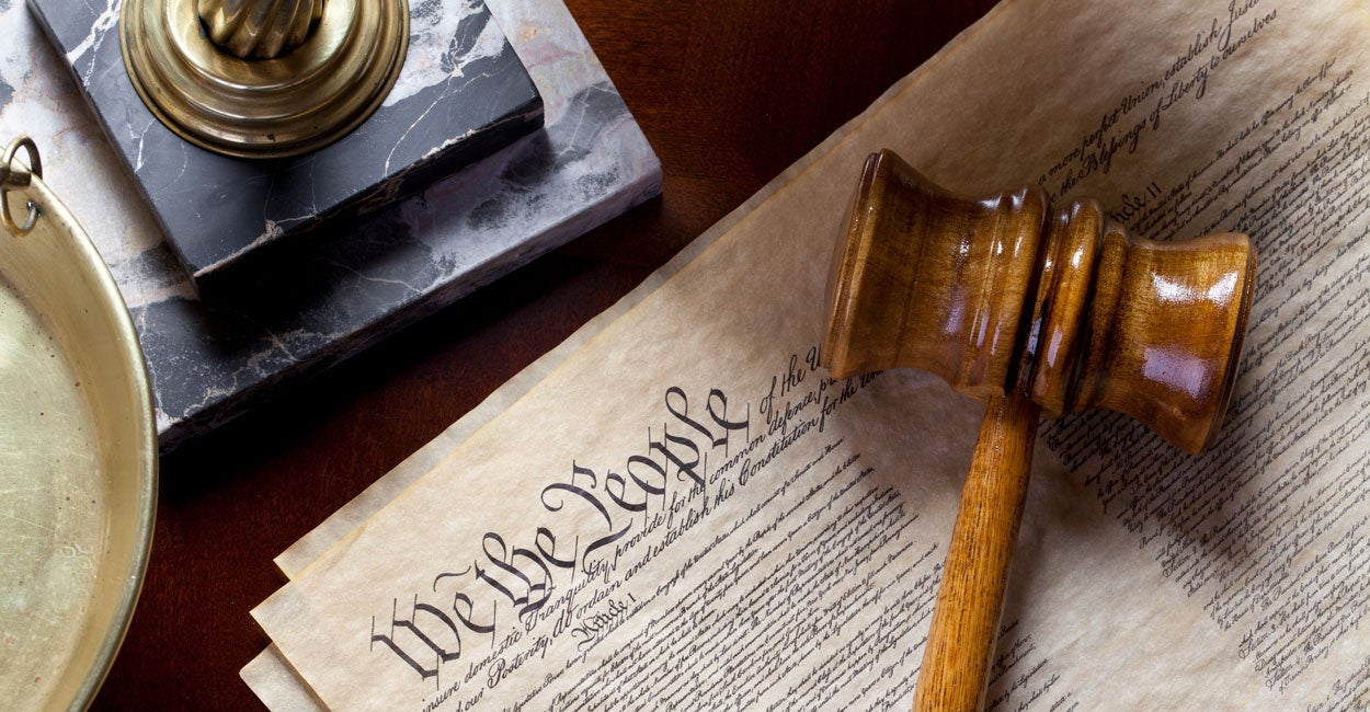 The Constitution Doesn't Mean Whatever Judges Think It Does