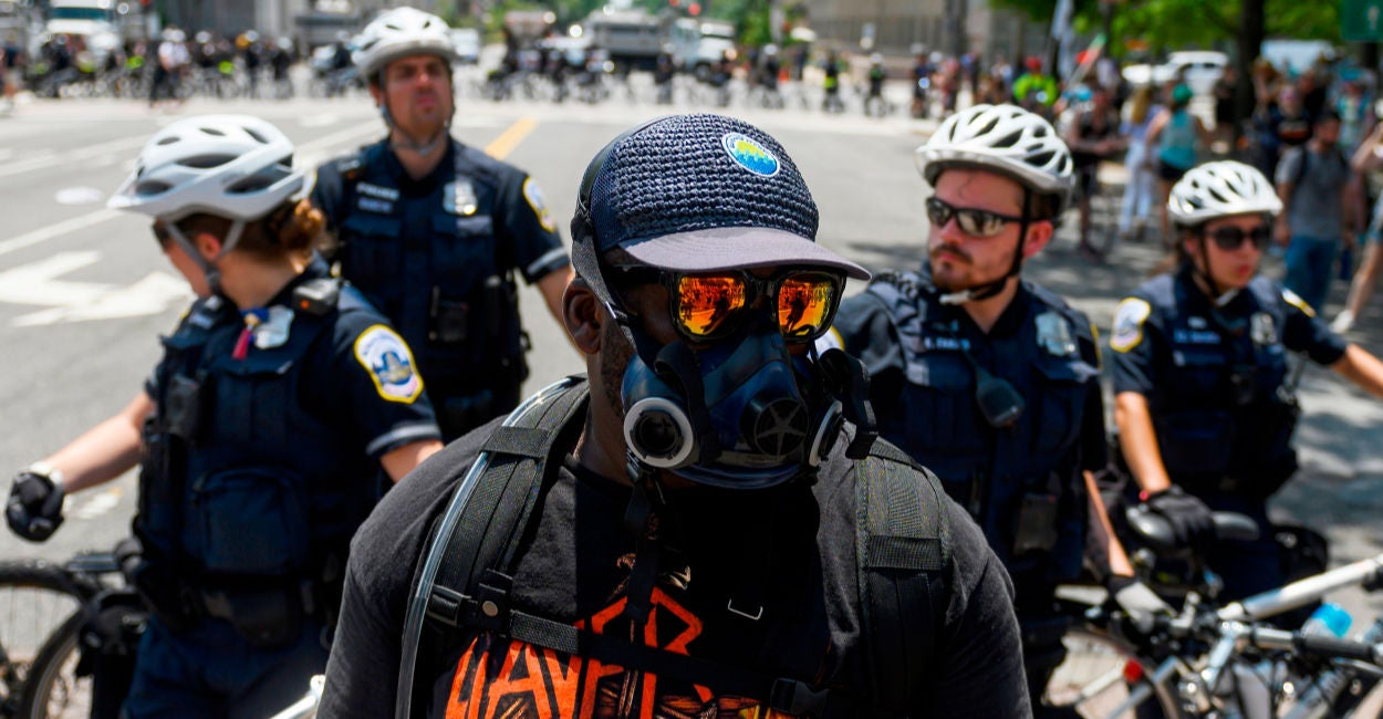 Designating Antifa as a Domestic Terror Organization Is a Step in the Right Direction to Restoring Law and Order