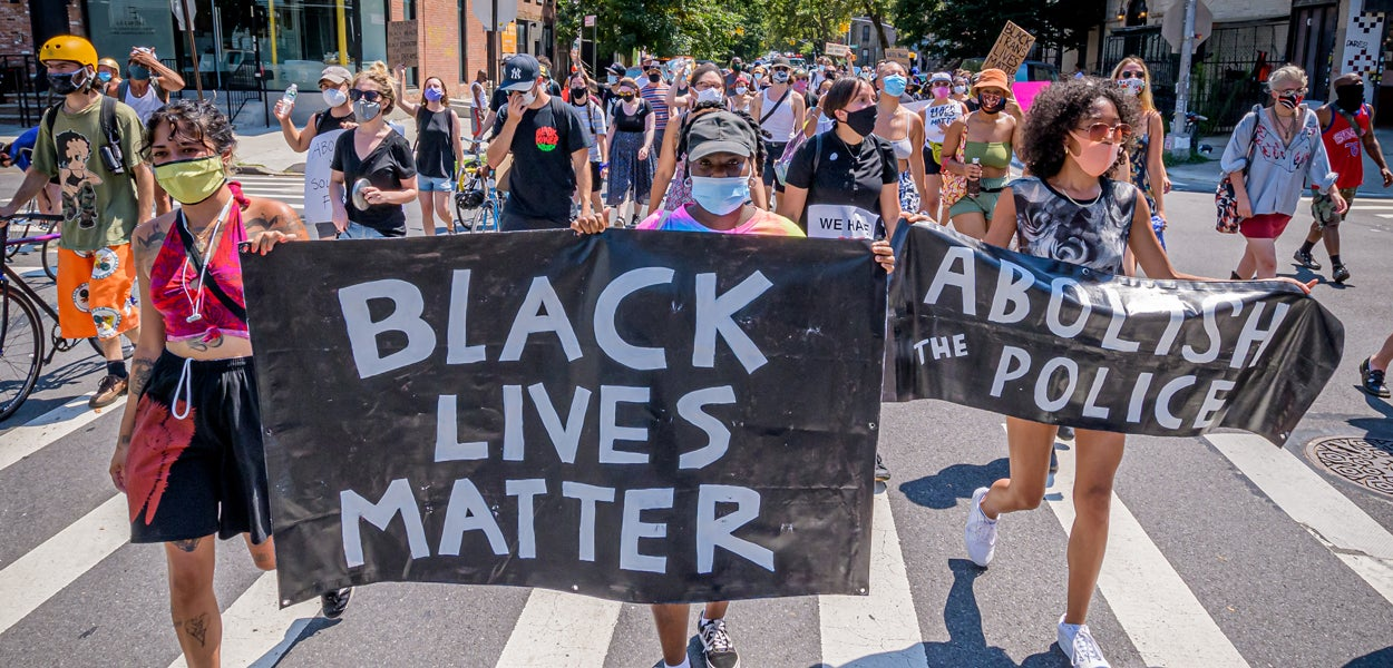 The Troubling Goals of the Black Lives Matter Movement