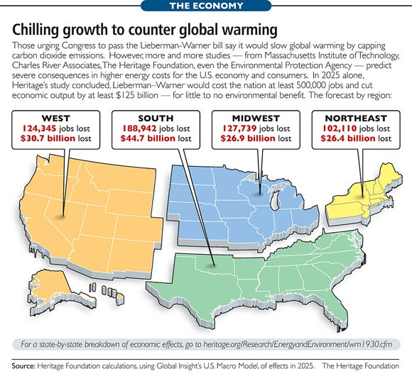 Chilling Growth to Counter Global Warming