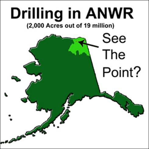 an essay on the drilling for oil in the anwr You can read and comprehend a passage and write an essay analyzing the  passage in your  1 the arctic national wildlife refuge stands alone as  america's last truly great wilderness  coastal plain to oil drilling those attempts  have.