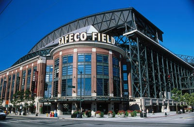 In 1999 taxpayers were billed $393 Million to build Safeco Field, the home park for the Seattle Mariners.